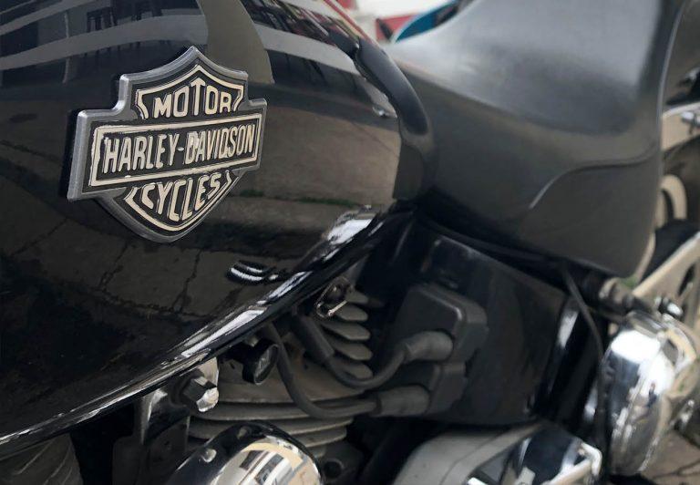 Al's Harley Davidson Softail